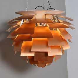 lampe artichaut