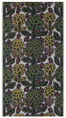 papier-peint-Les-artichauts-1912-Atelier-Martine-Arts-decoratifs