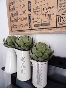 vase soliflore L-Artichaut-d-argile