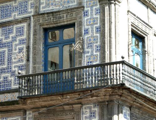 Maison mexicaine Colibri Azulejos