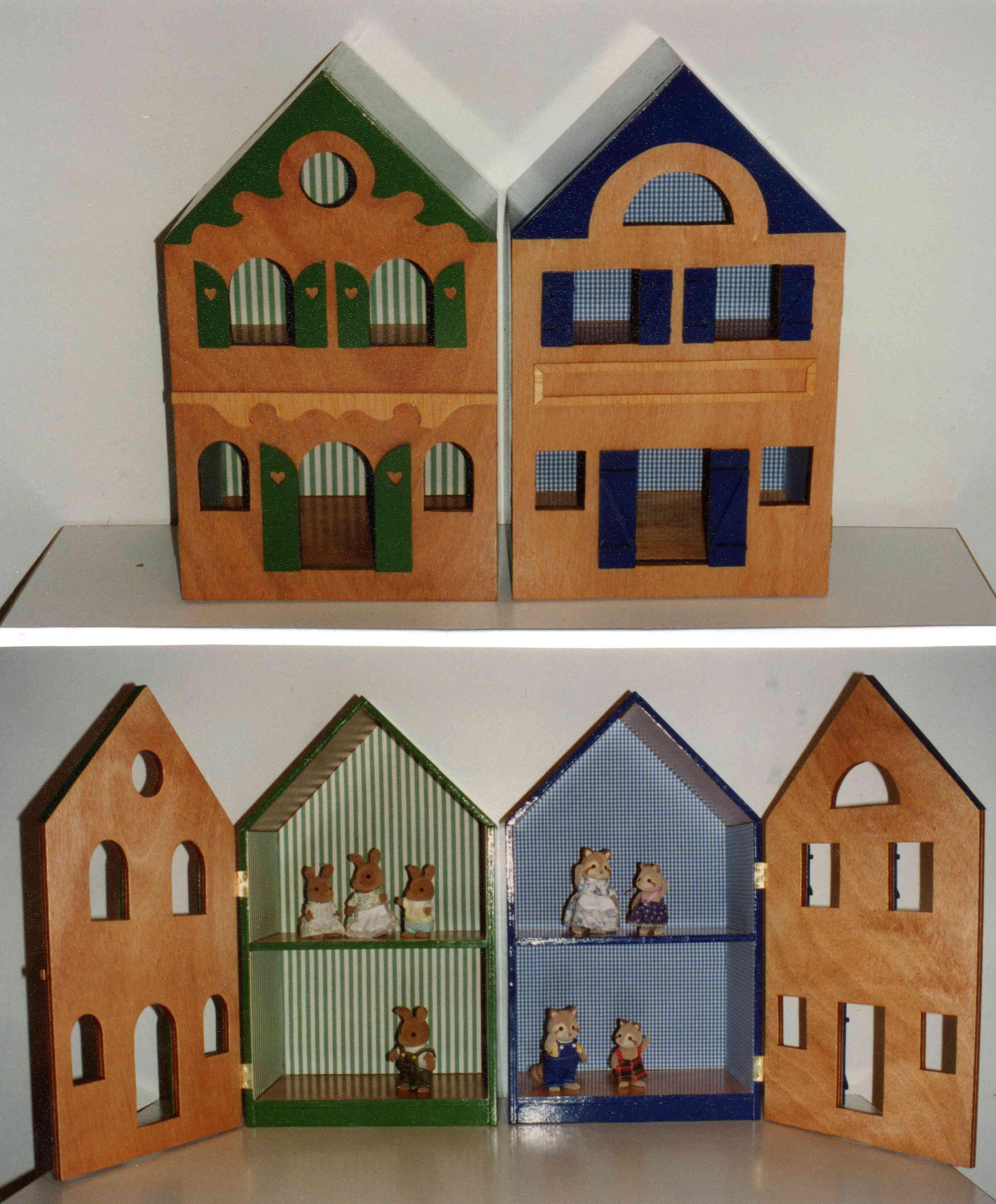 Argile barbotine for Modele maison playmobil