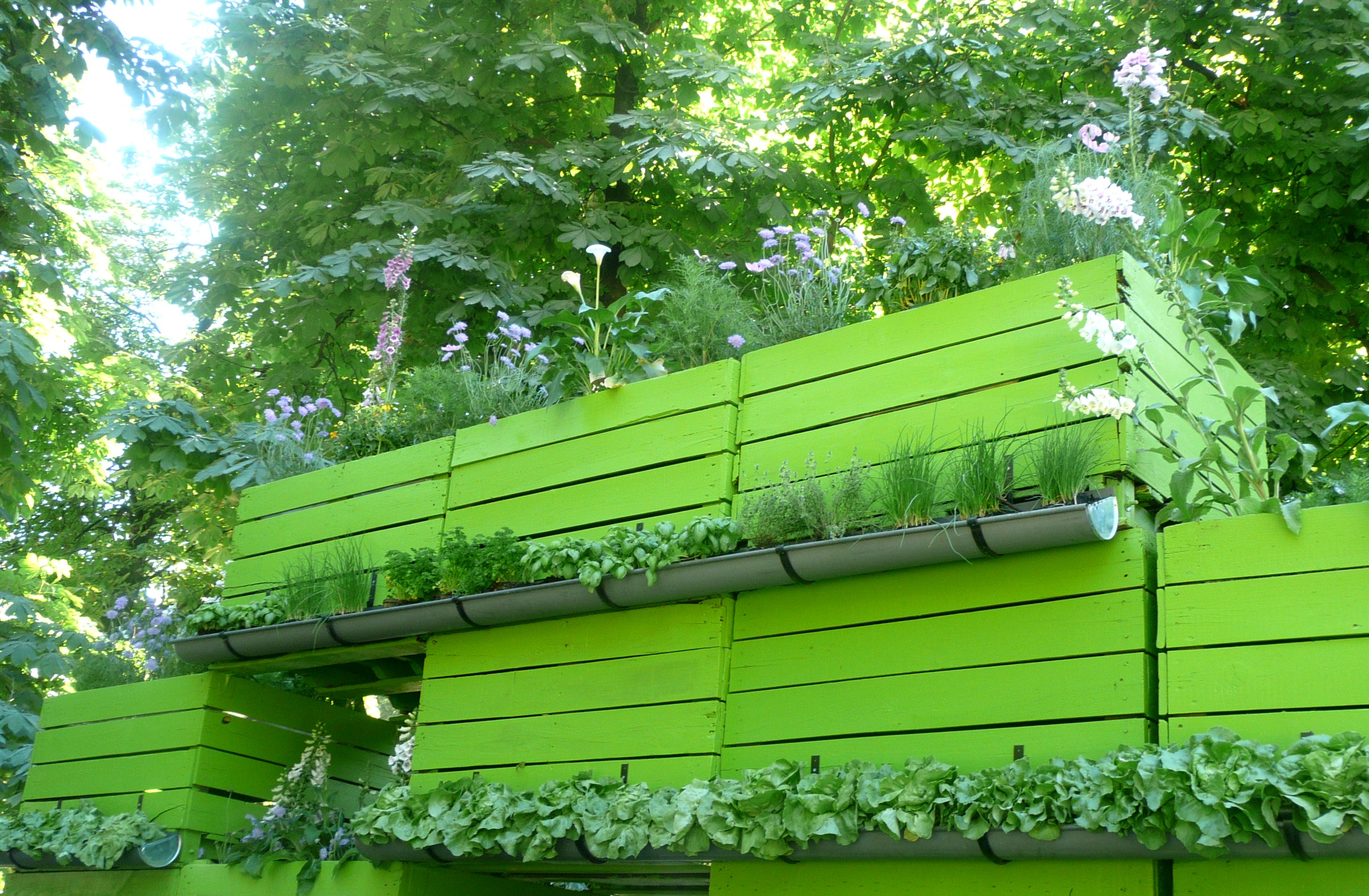Le zinc au jardin des tuileries for Culture des jardins