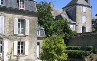 Morbihan for Maison de la garenne vannes