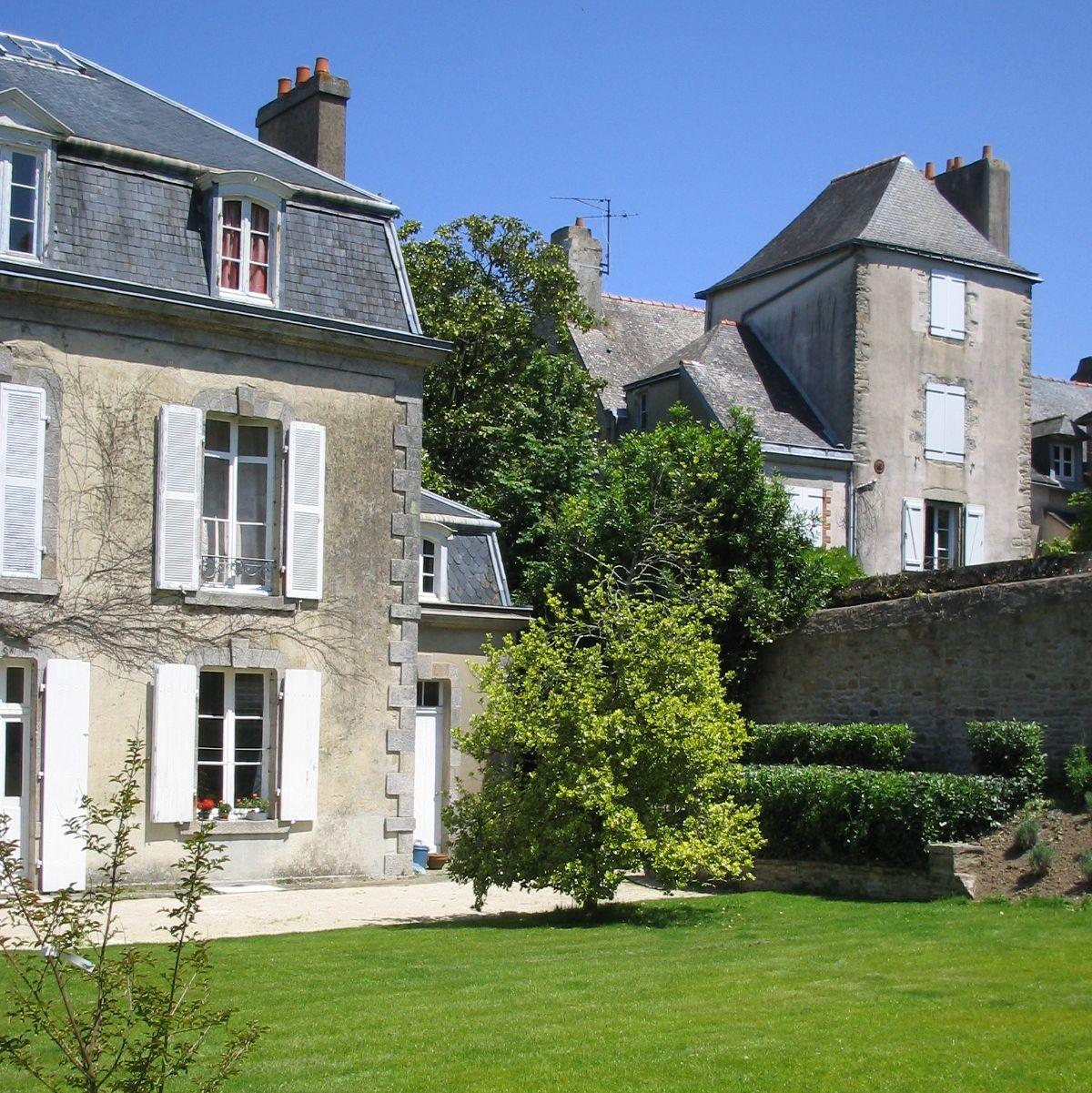 Belle poque for Decoration maison vannes