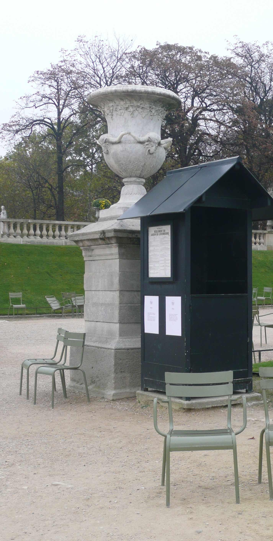 Automne au jardin du luxembourg for Jardin luxembourg