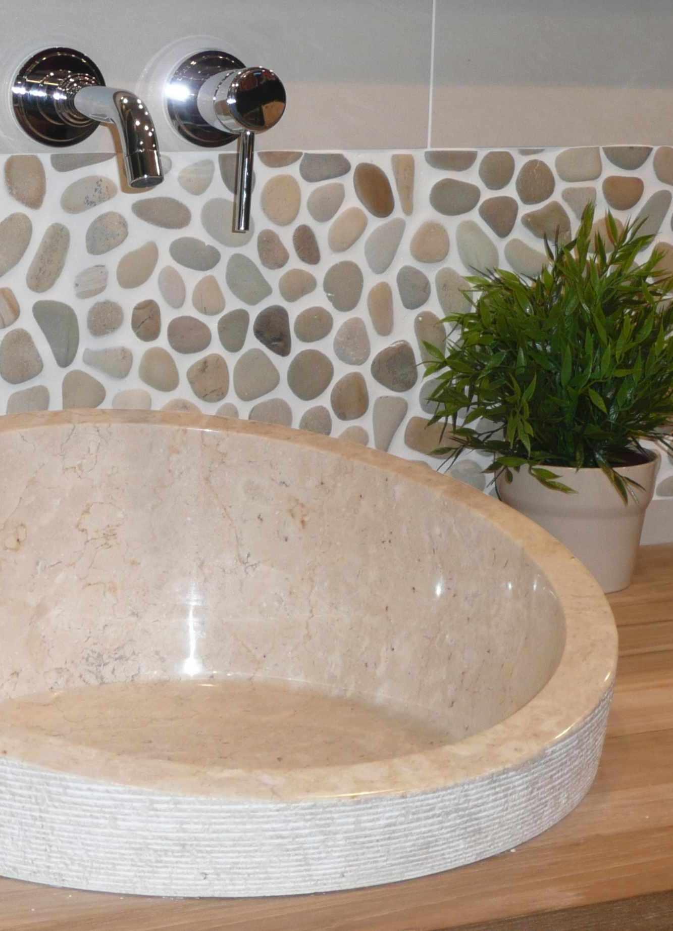 salle de bain nature ideobain 2012 suite. Black Bedroom Furniture Sets. Home Design Ideas