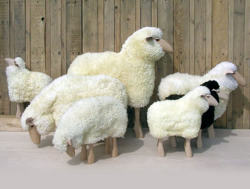 Design Sheep-Hans-Peter-Krafft