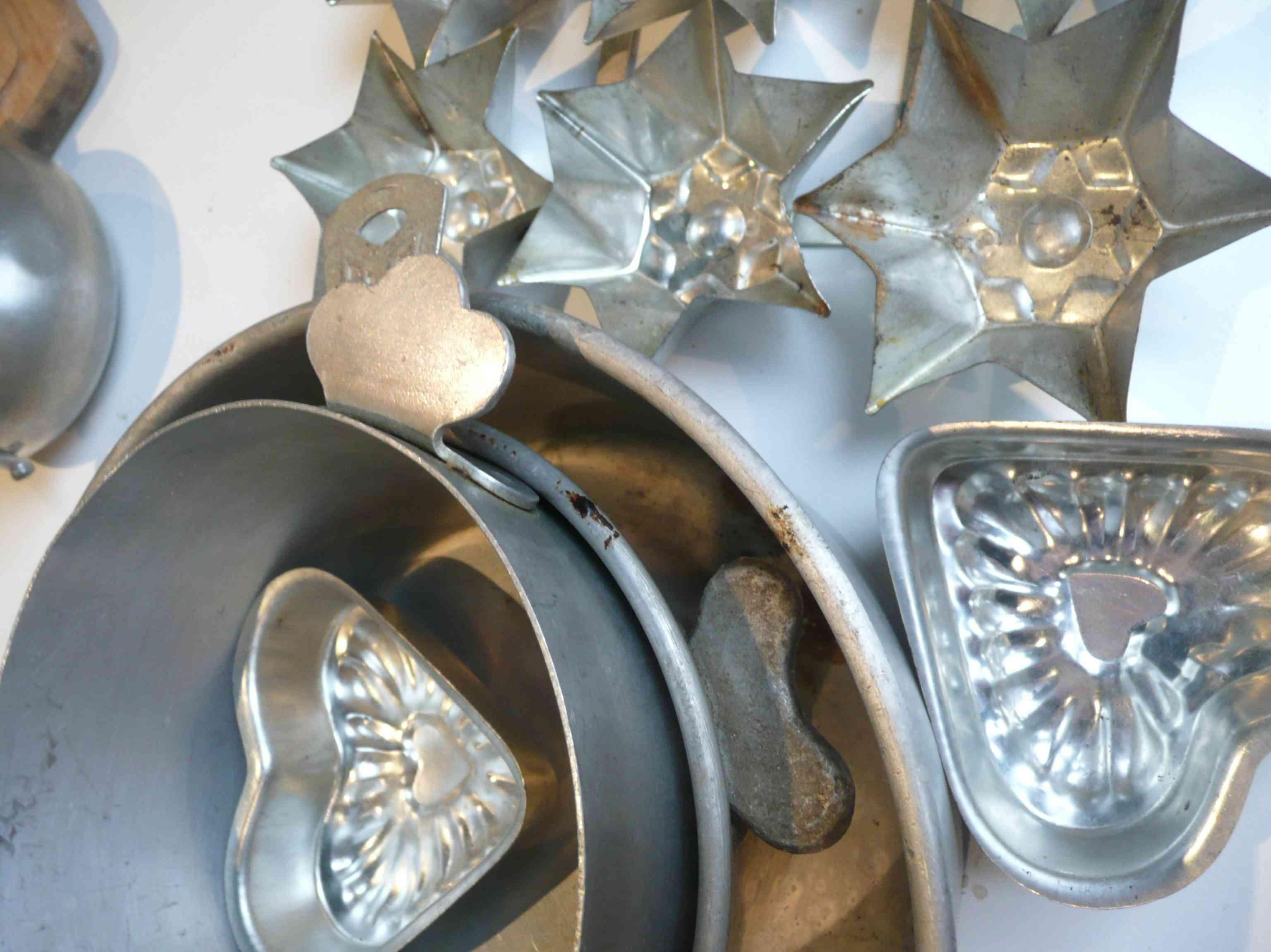 Etoiles et coeurs fer-blanc 2012