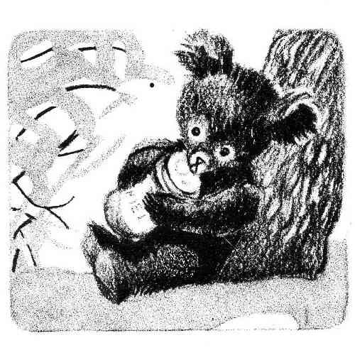 Michka et le pot de miel 1 F. Rojankovsky