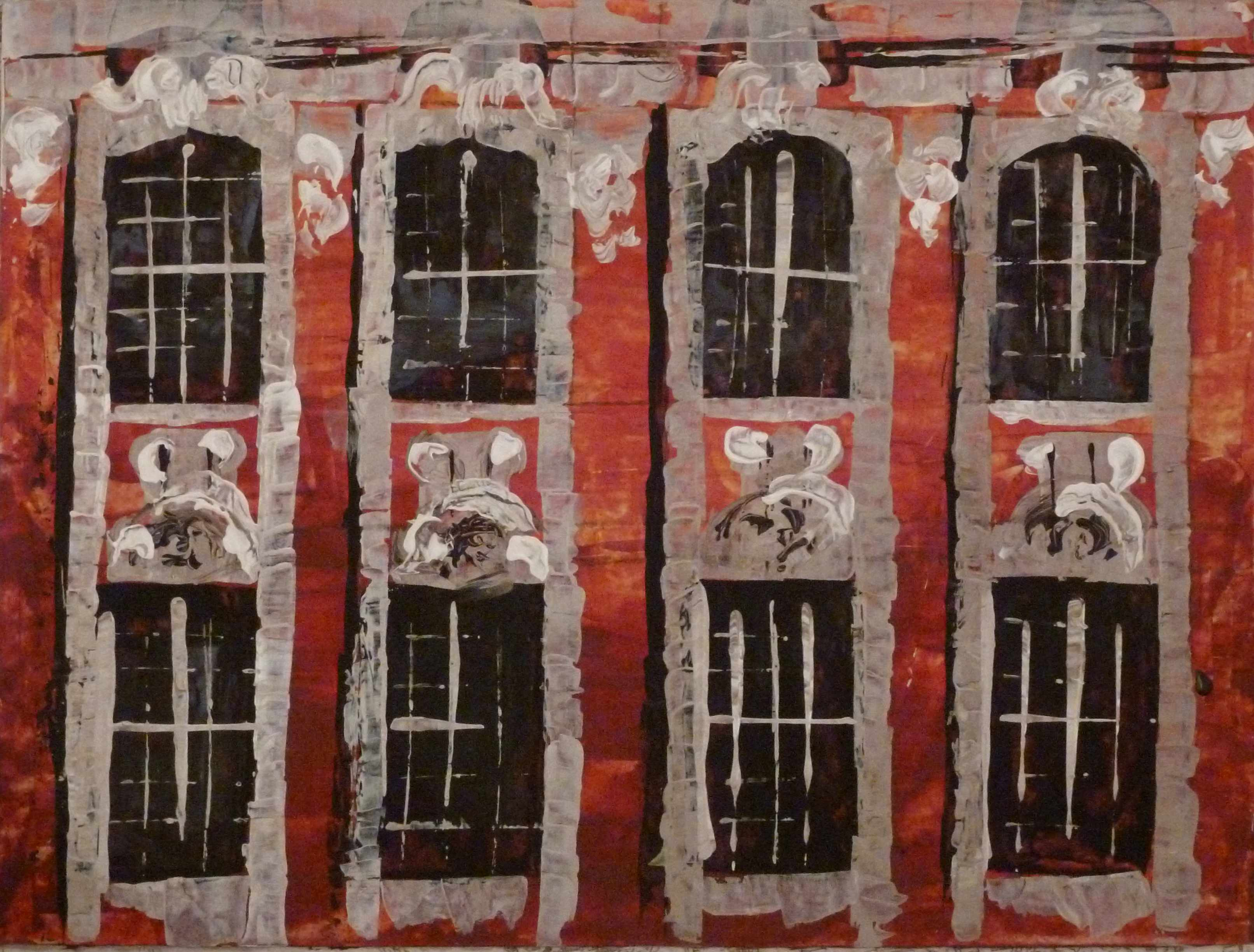 Peinture a la carte Facade Lille