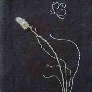 Broderie ficelle lin BLOG Les appliques de Martine