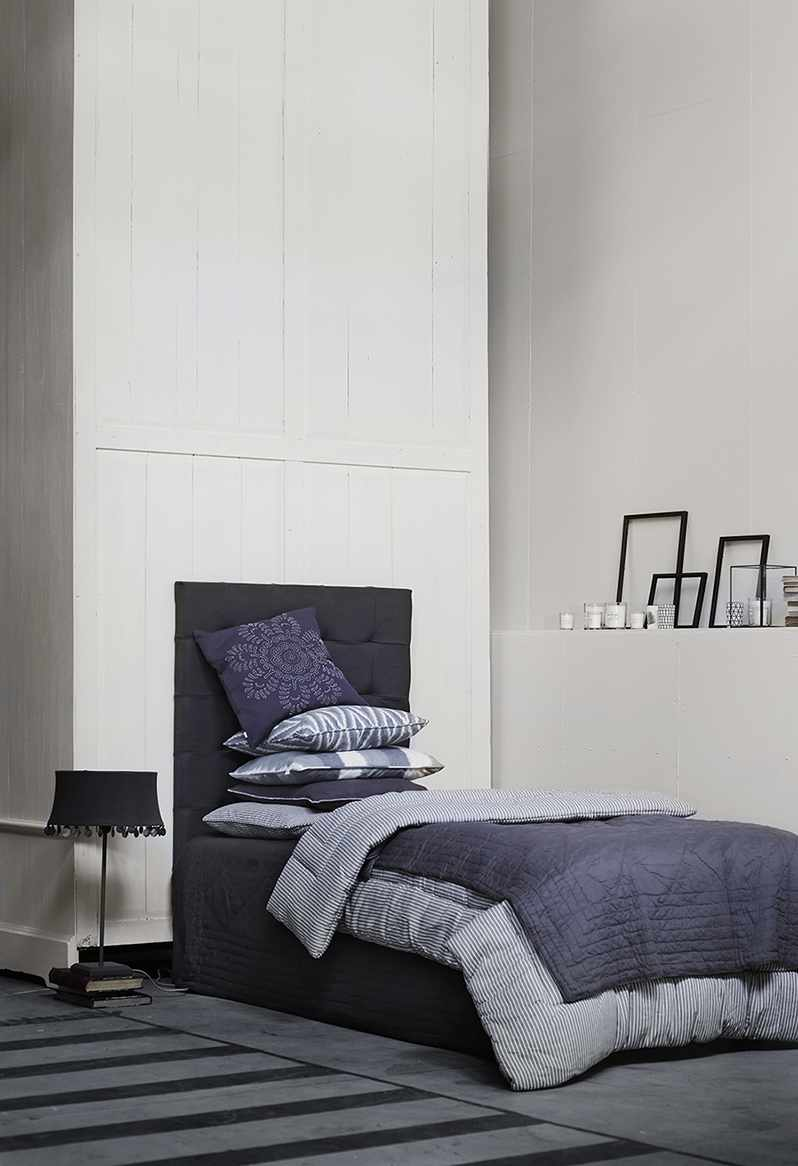 Chambre bleu gris Tine K Home Must 2013