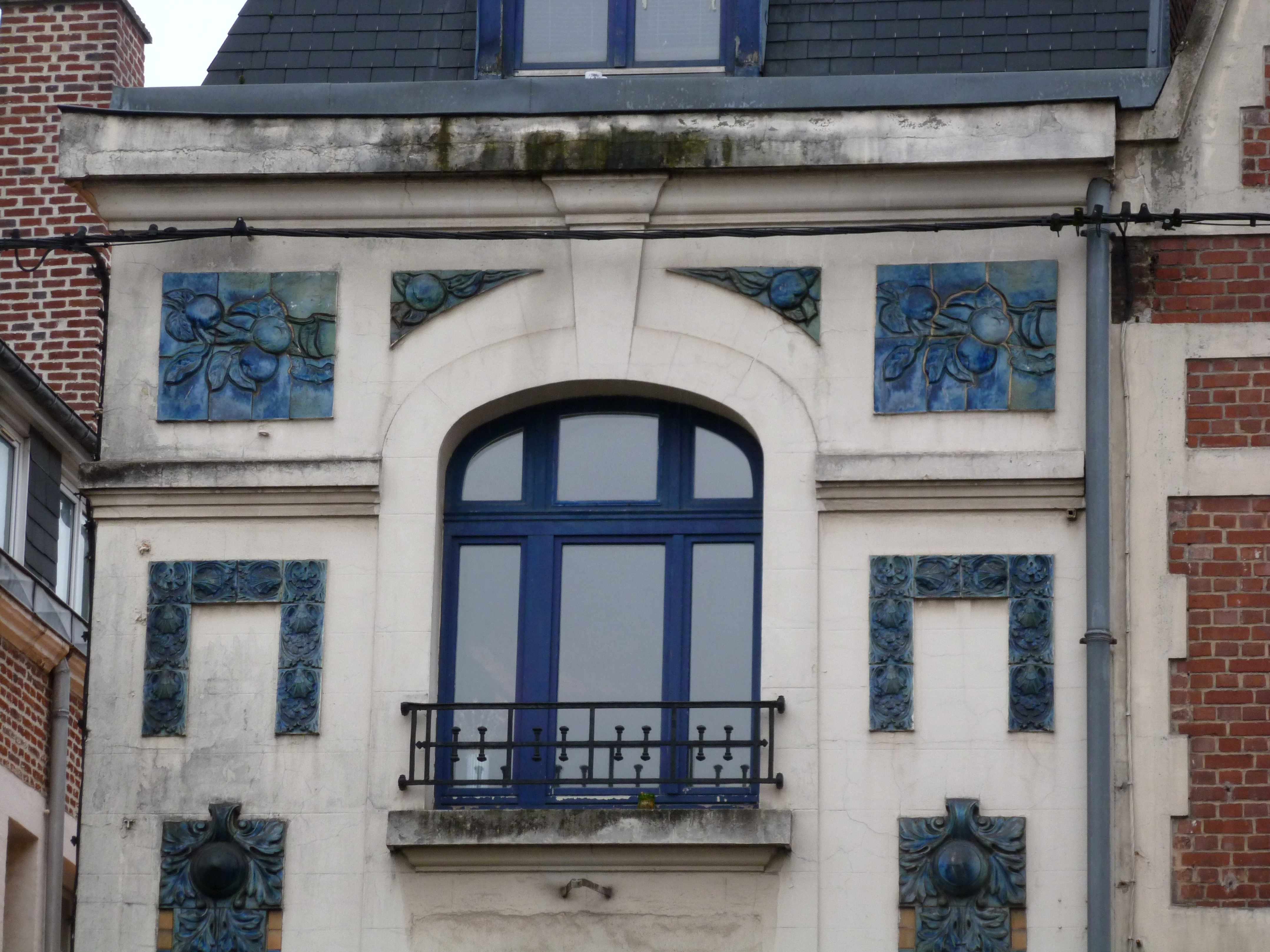 Boulangerie Art deco Arras