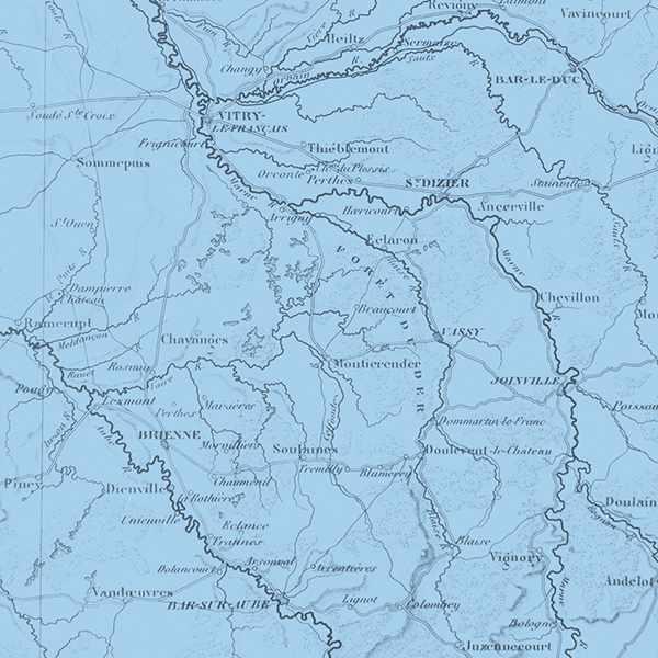 papier peint carte Omywall