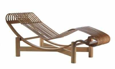 Chaise longue Tokyo Cassina