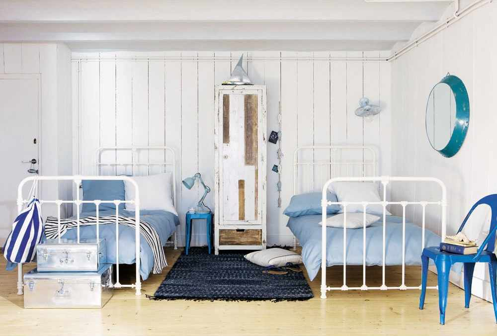 Maisons du monde collection junior - Lits maison du monde ...