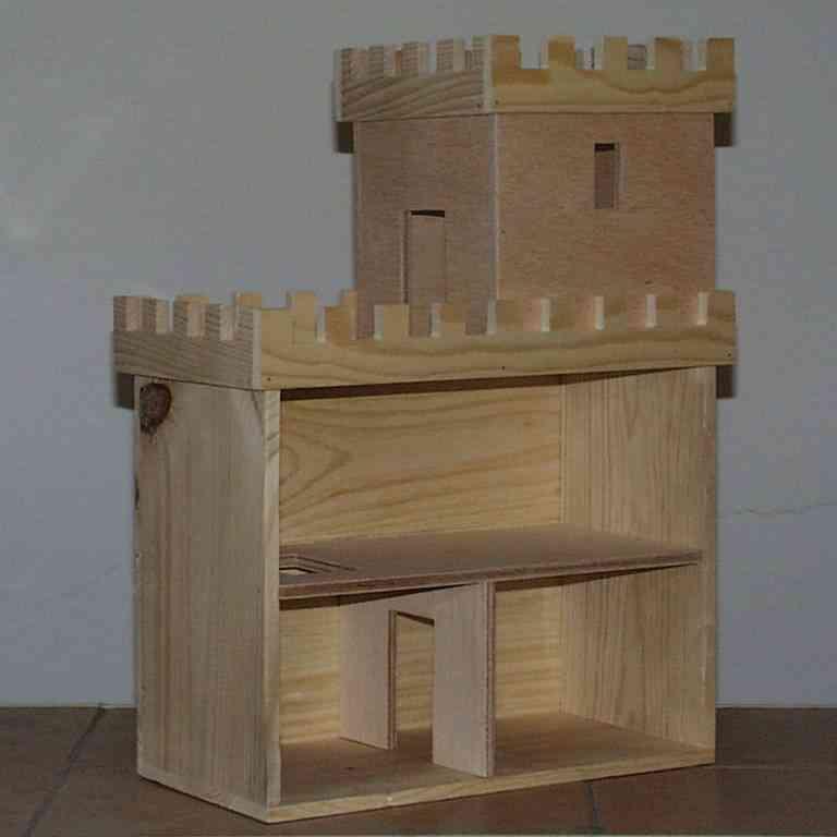 chateau fort caisse de vin Laure Mestre