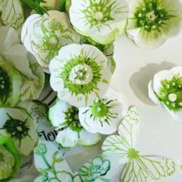 Inspirations mariage fleurs des champs