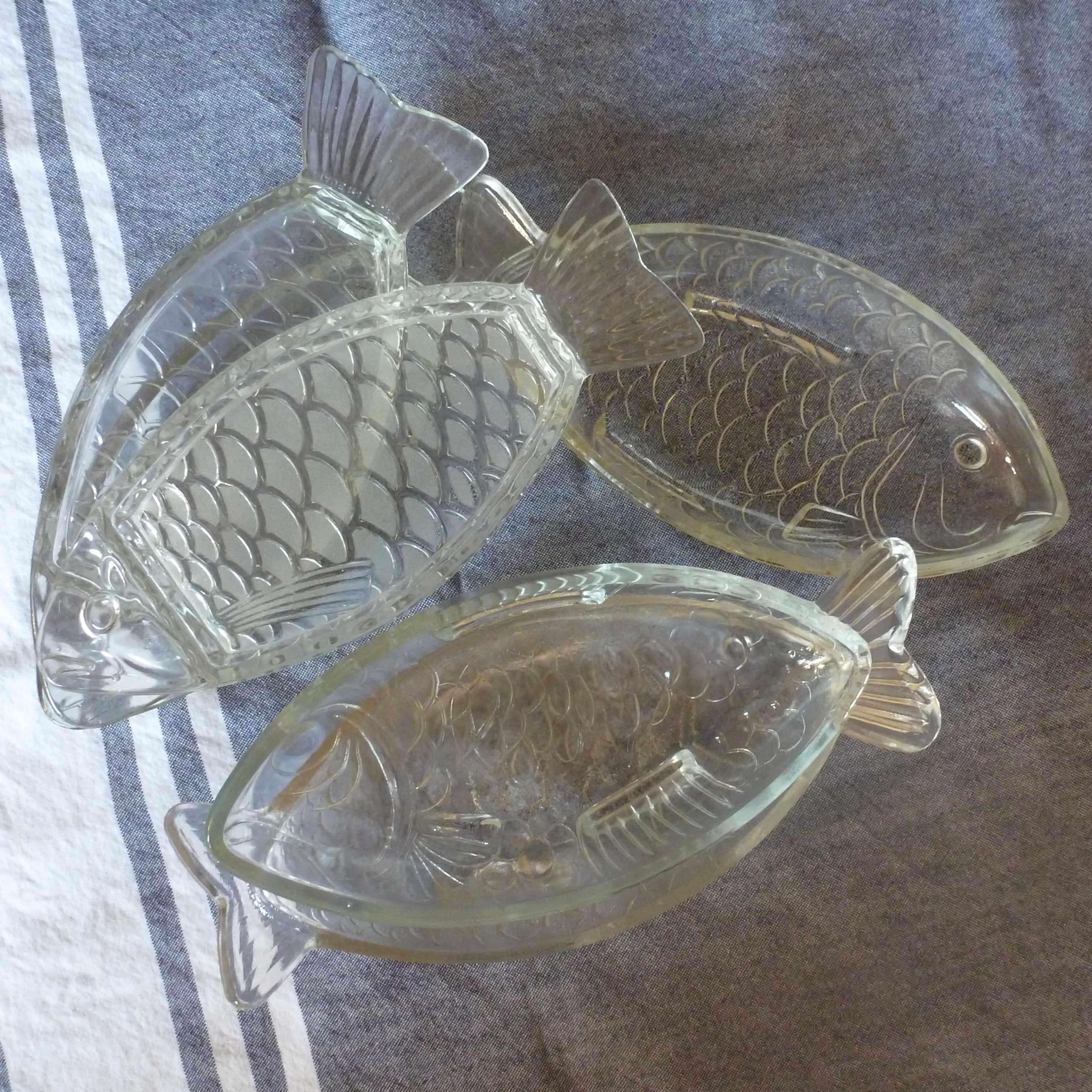 plat poisson verre Derriere-les-Volets