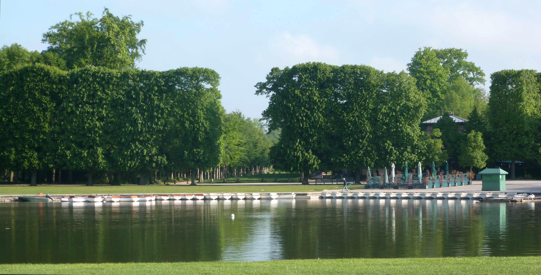 Versailles 05-2013 bateaux Grand canal