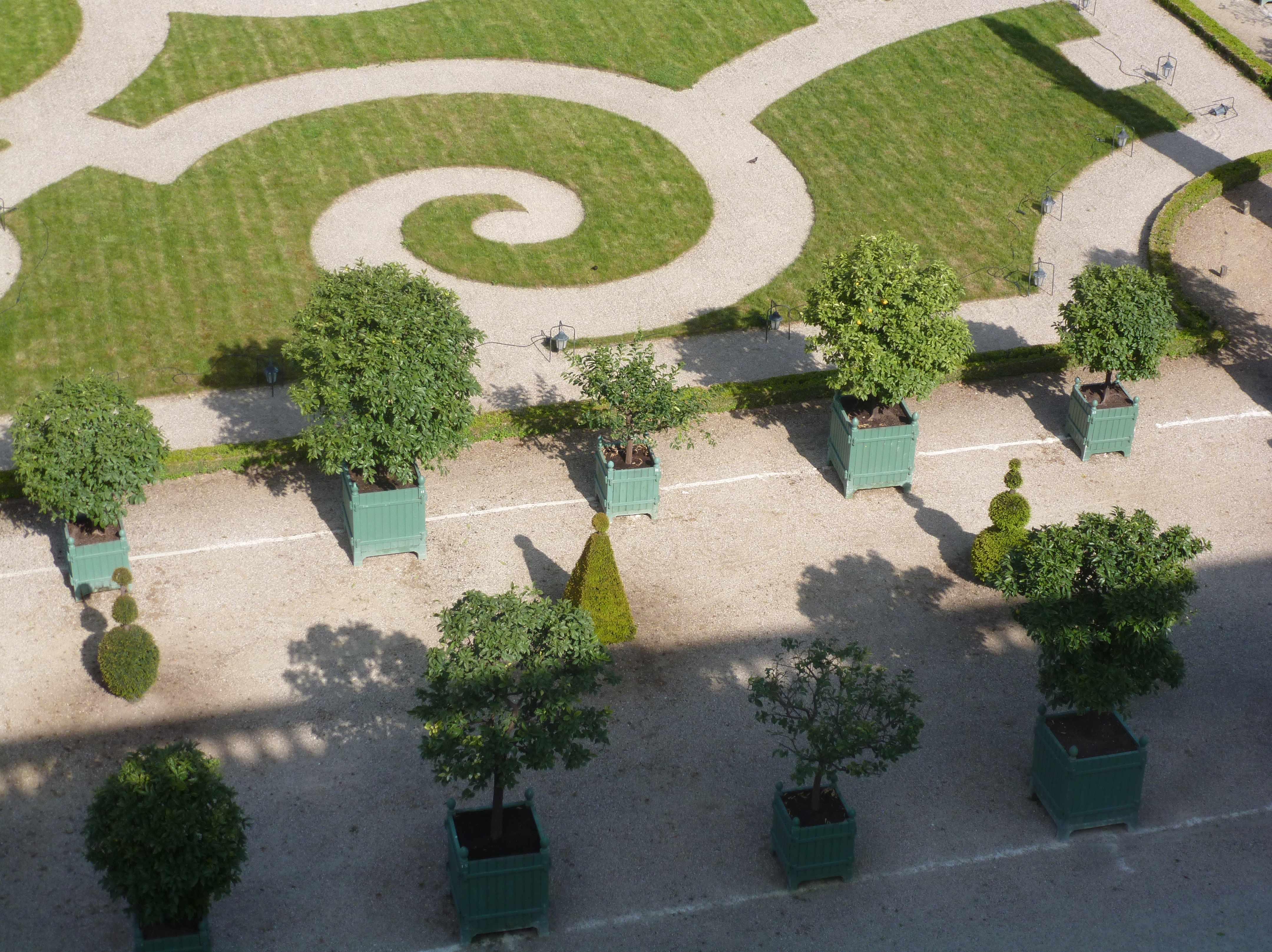 Versailles ombre balustrade orangerie 05-2013