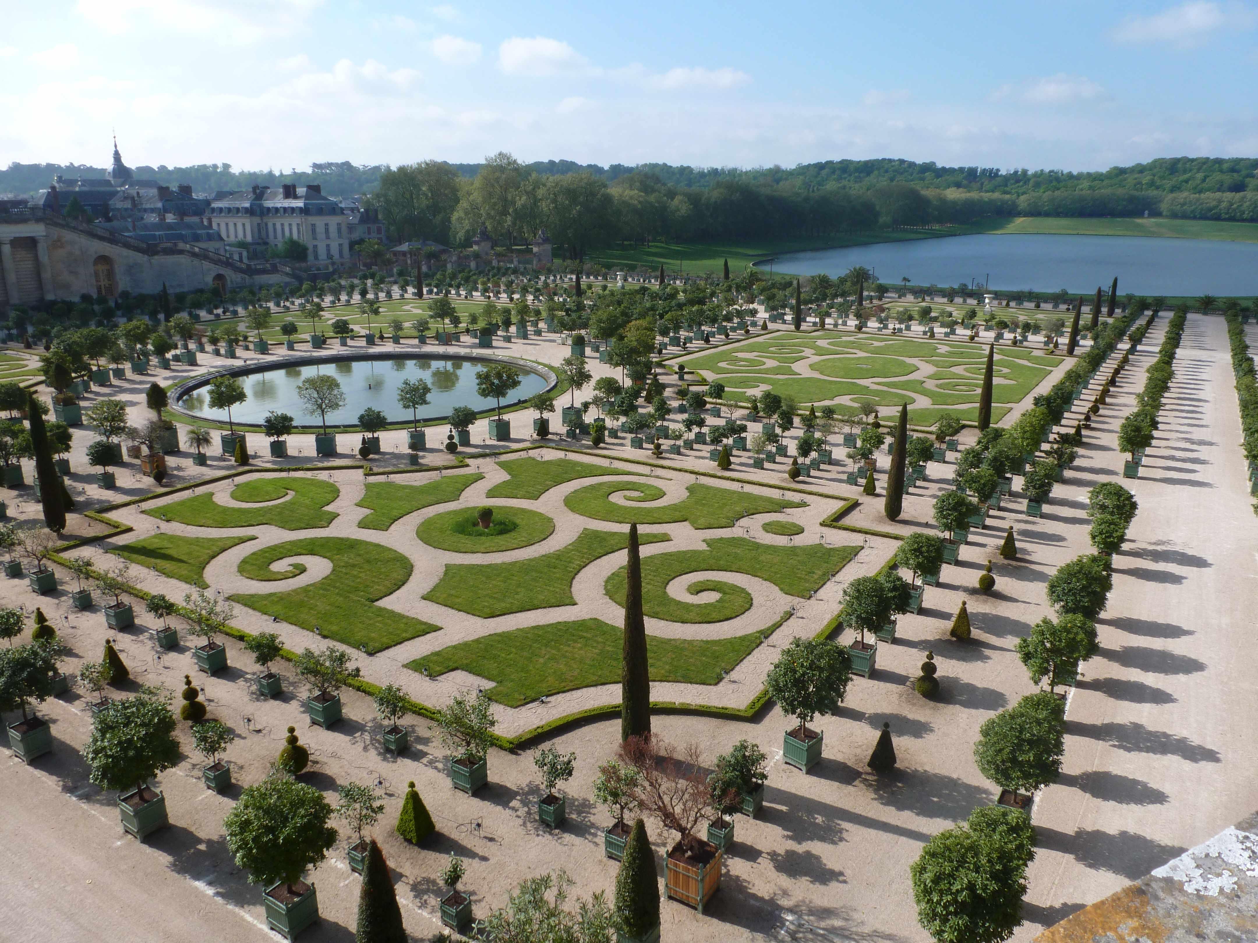 Versailles orangerie et piece d-eau des suisses 05-2013