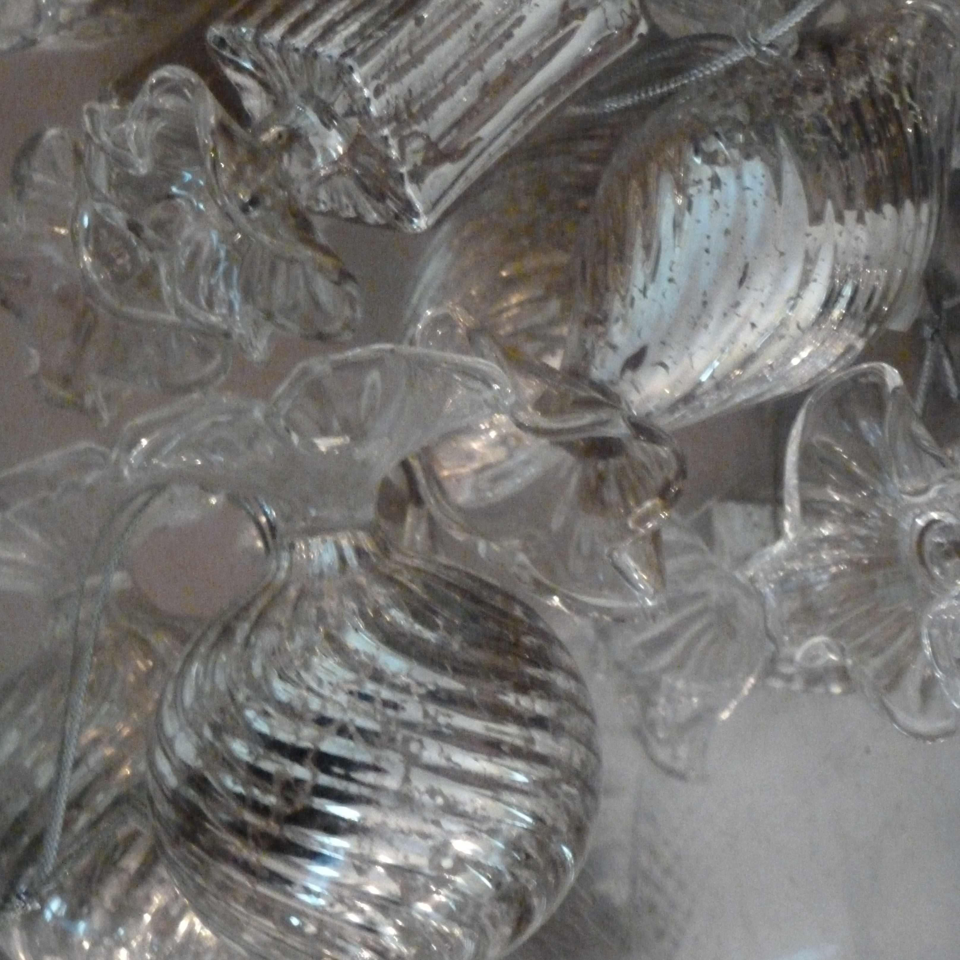 bonbons verre mercurise