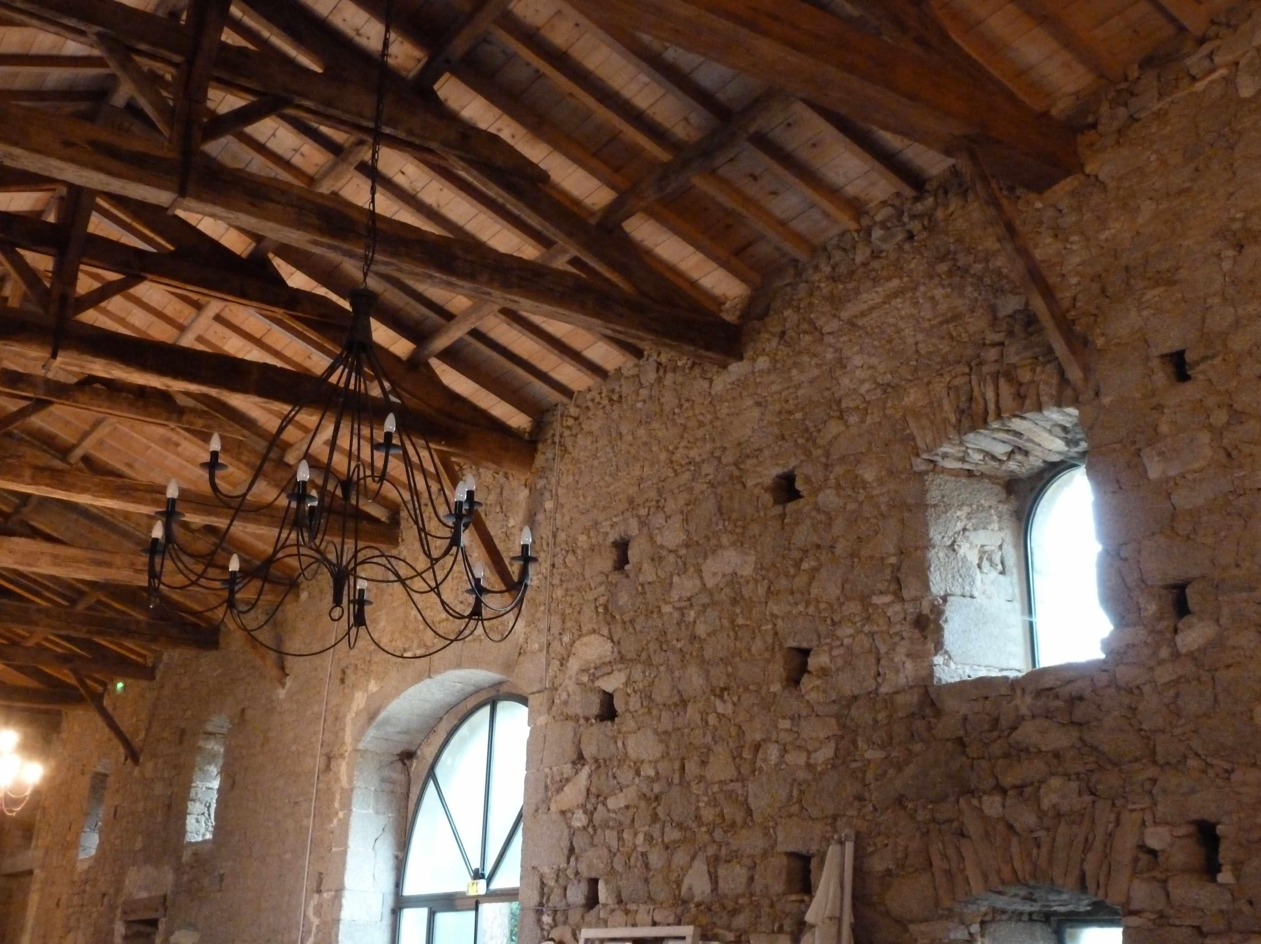 La Marronniere Salle reception Vendee 2