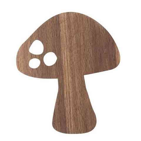 applique-enfant-en-bois-ferm-living-mushroom-lamp
