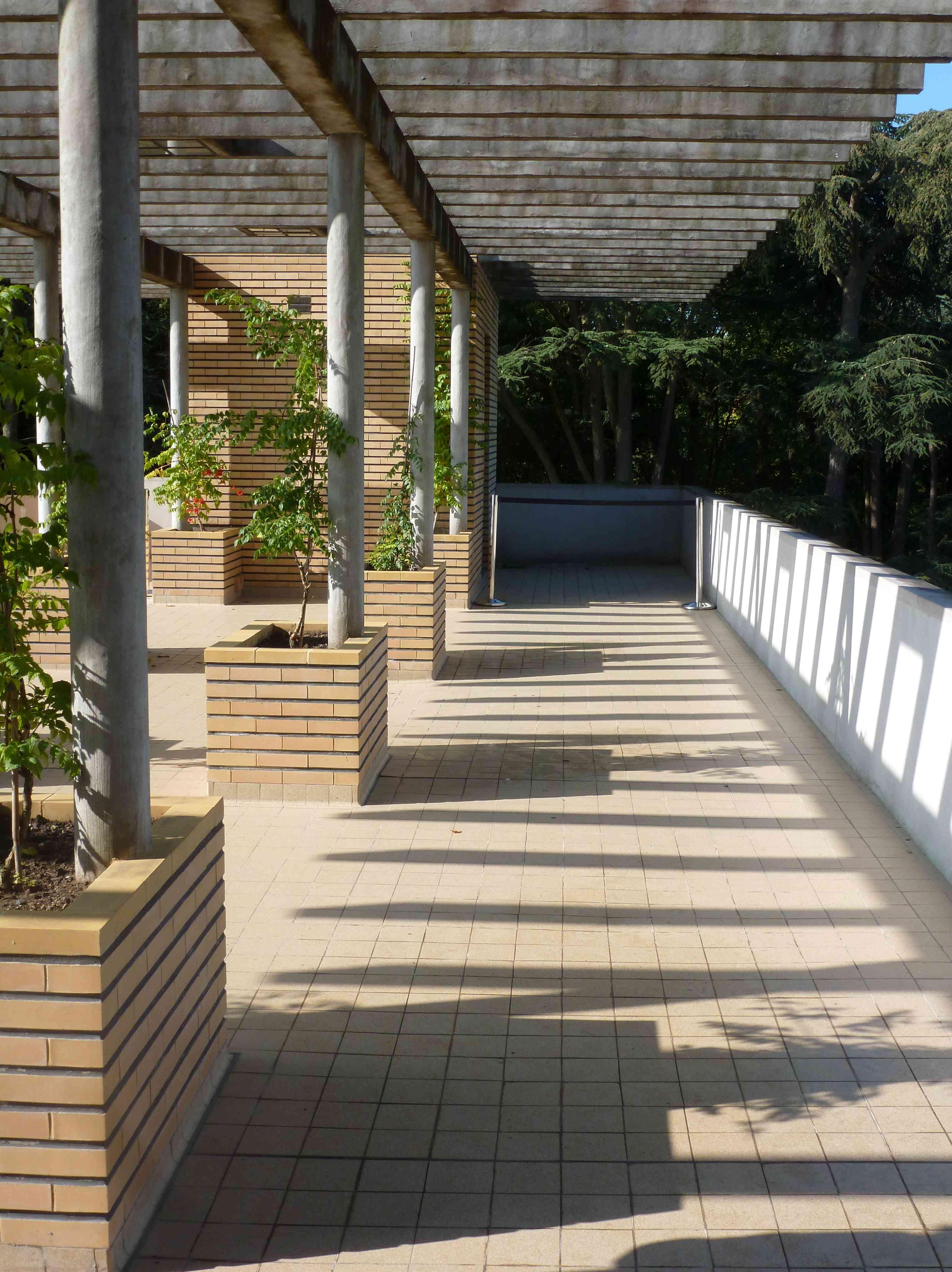 Villa Cavrois Croix 09-2013 terrasse