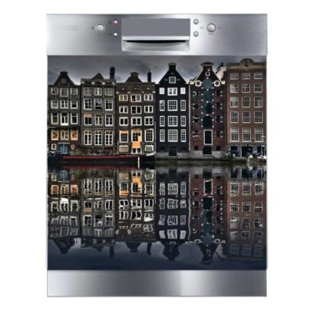 magnet lave-vaisselle Amsterdam houses La Redoute