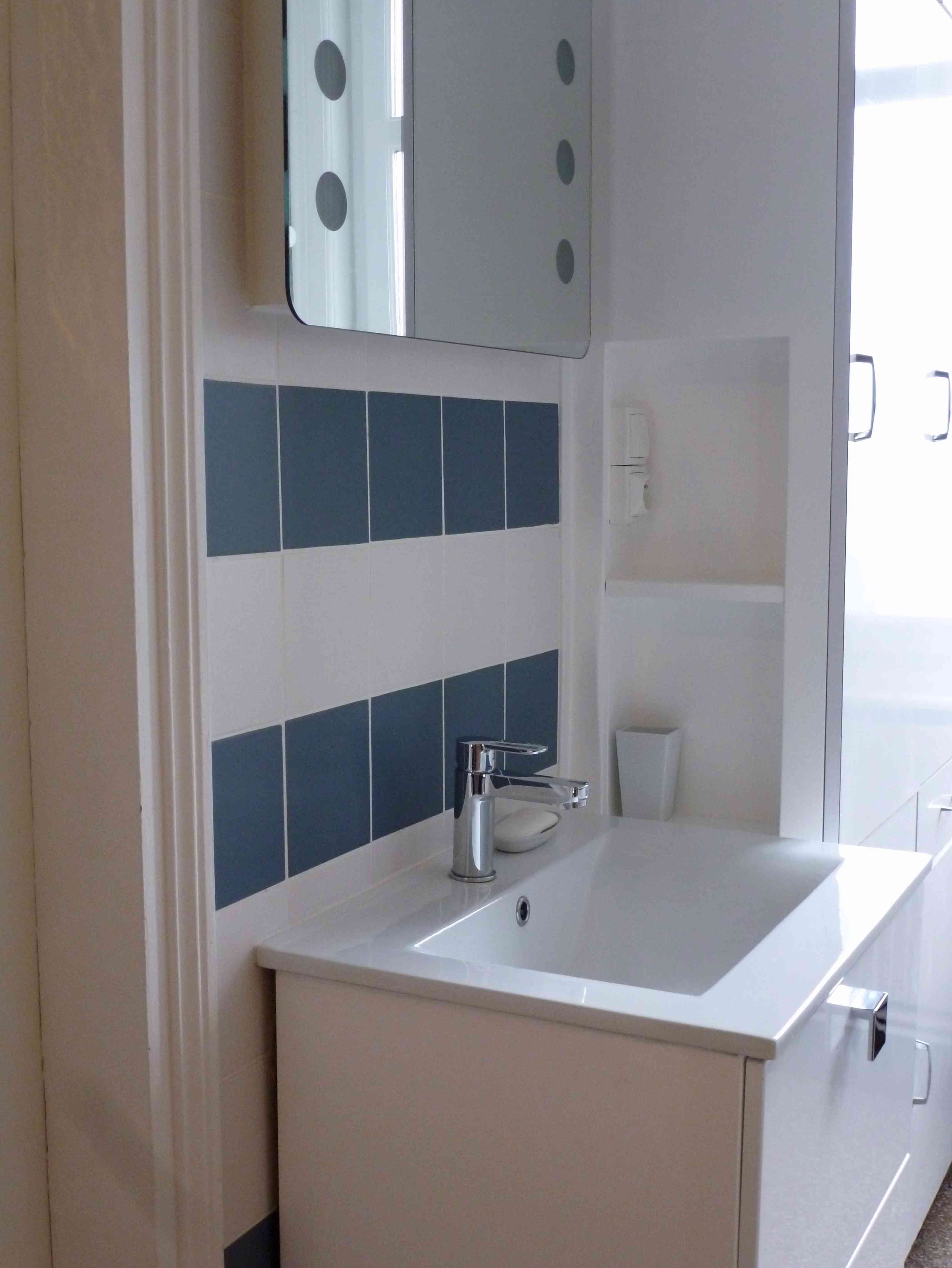 Salle de bain Lille Renovation Conseil deco