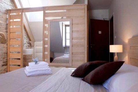 Pour ou contre la salle de bain ouverte sur la chambre ?