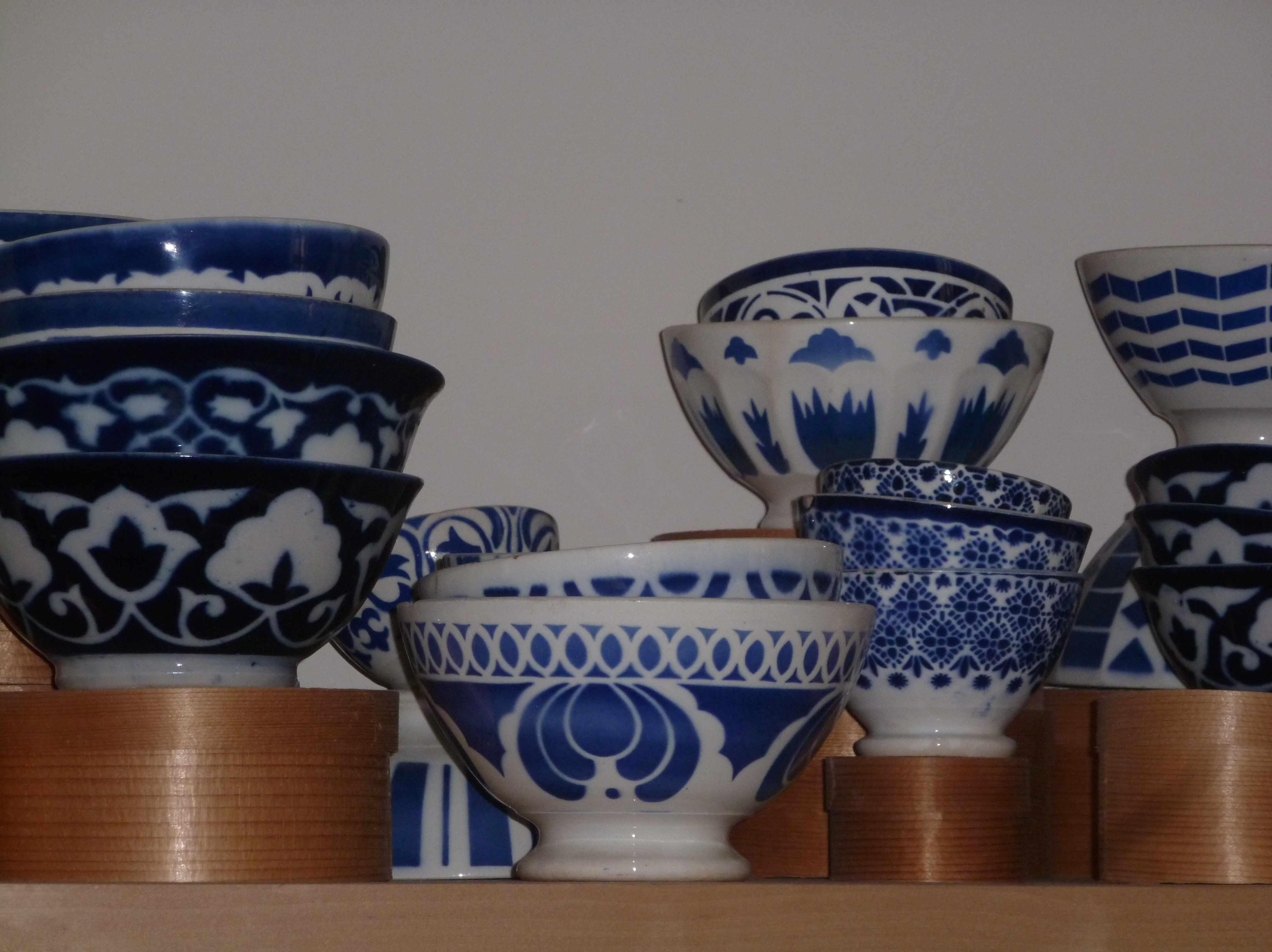 Denis Collection bols bleus