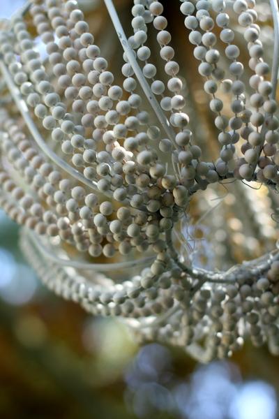 lustre perles DIY facile Mariages-retro