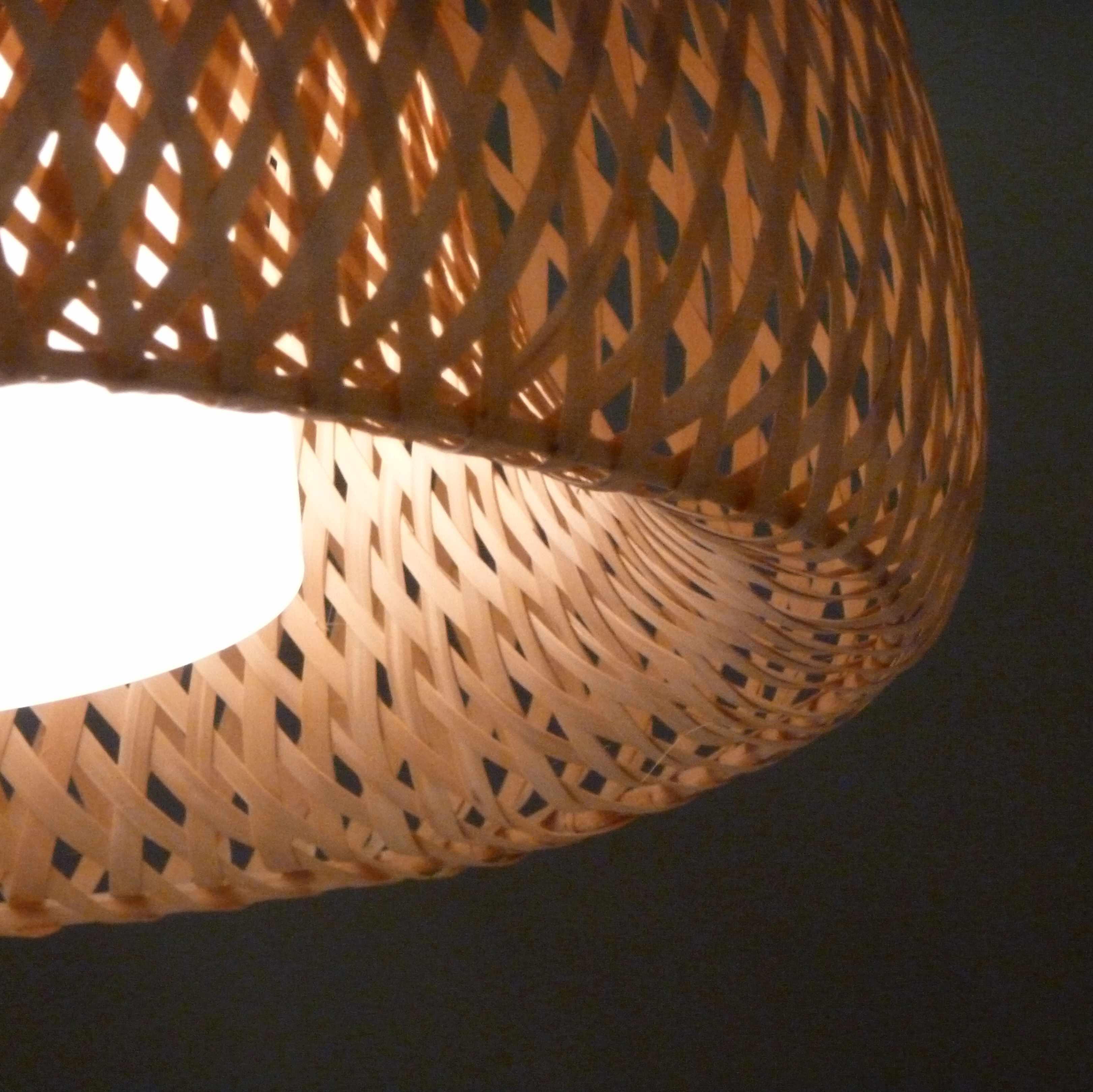 IKEA lampe forme nid BOJA 2014