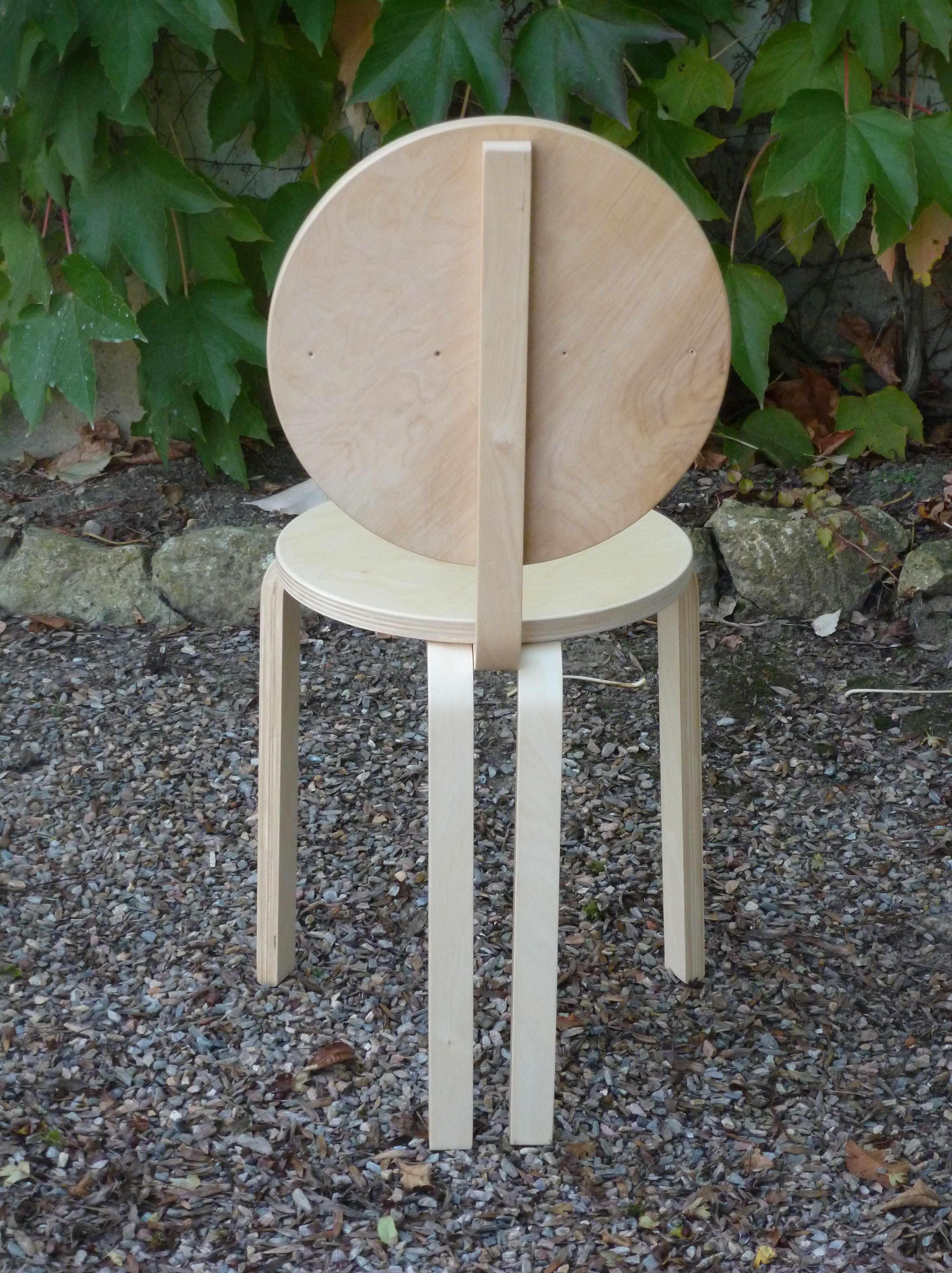 Bricole Ikea La Petite Chaise Pop