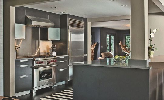 Pour ou contre la cuisine ouverte sur le s jour for Cuisine 6m2 ouverte