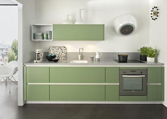 Pour ou contre la cuisine ouverte sur le s jour - Espace cuisine darty ...