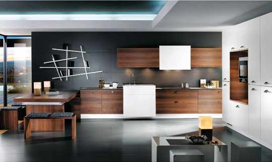 pour ou contre la cuisine ouverte sur le s jour. Black Bedroom Furniture Sets. Home Design Ideas