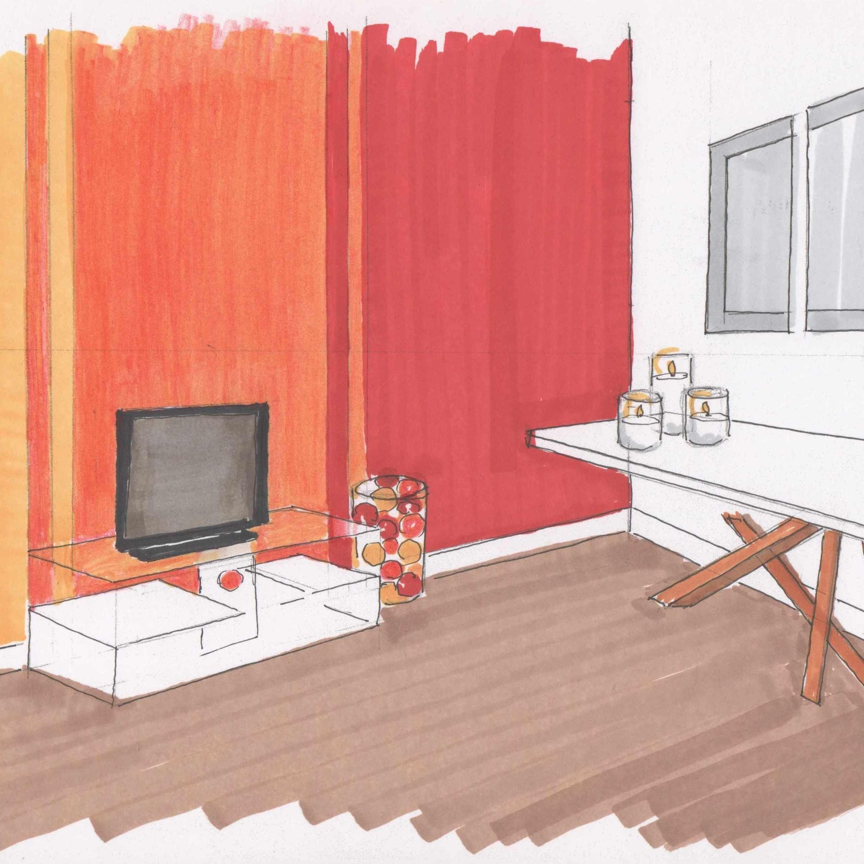 PROJET-sejour-moderne-orange- A-TOUS-LES-ETAGES-2012