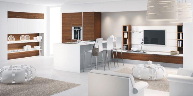 Plan Cuisine Ouverte Sur Sjour Good Plan Salon Gratuit Plans Pour