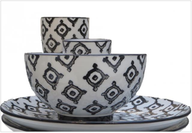 monoprix-collection-hiver-2014-vaisselle-noir-et-blanc Joli-place