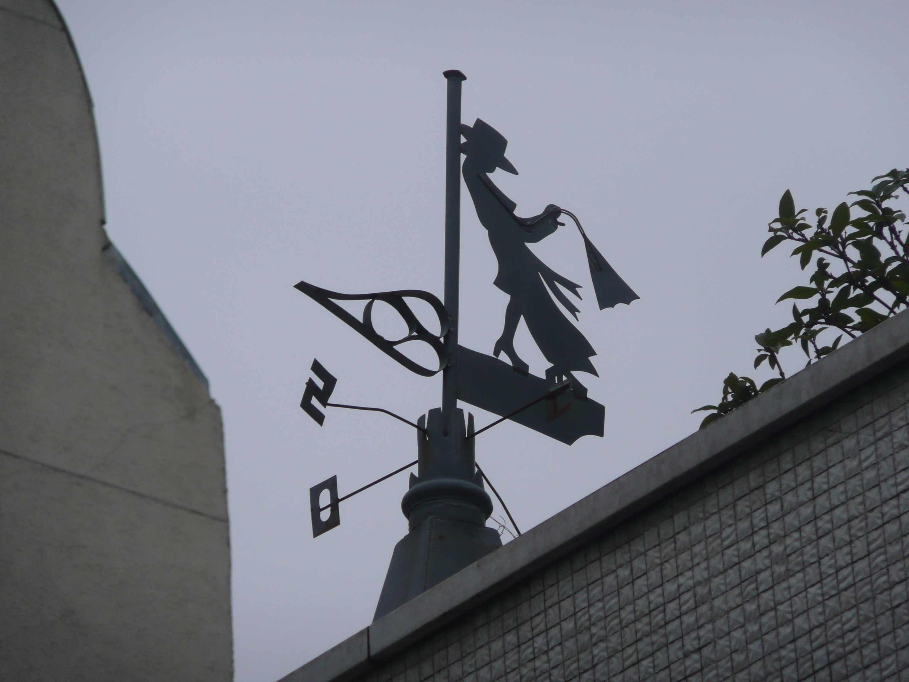 Girouette Rue Rouelle Paris