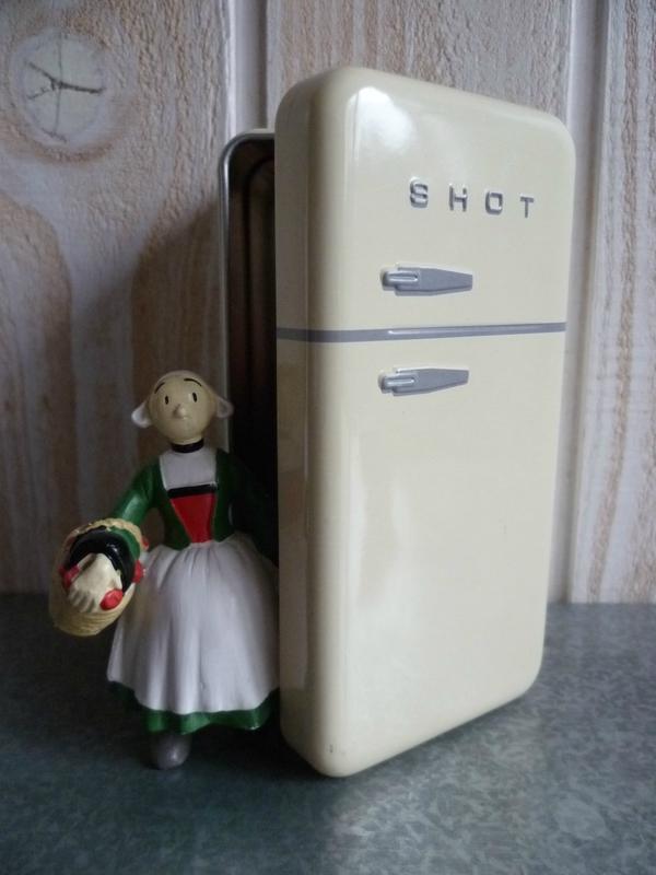Becassine refrigerateur miniature La-ligne-13