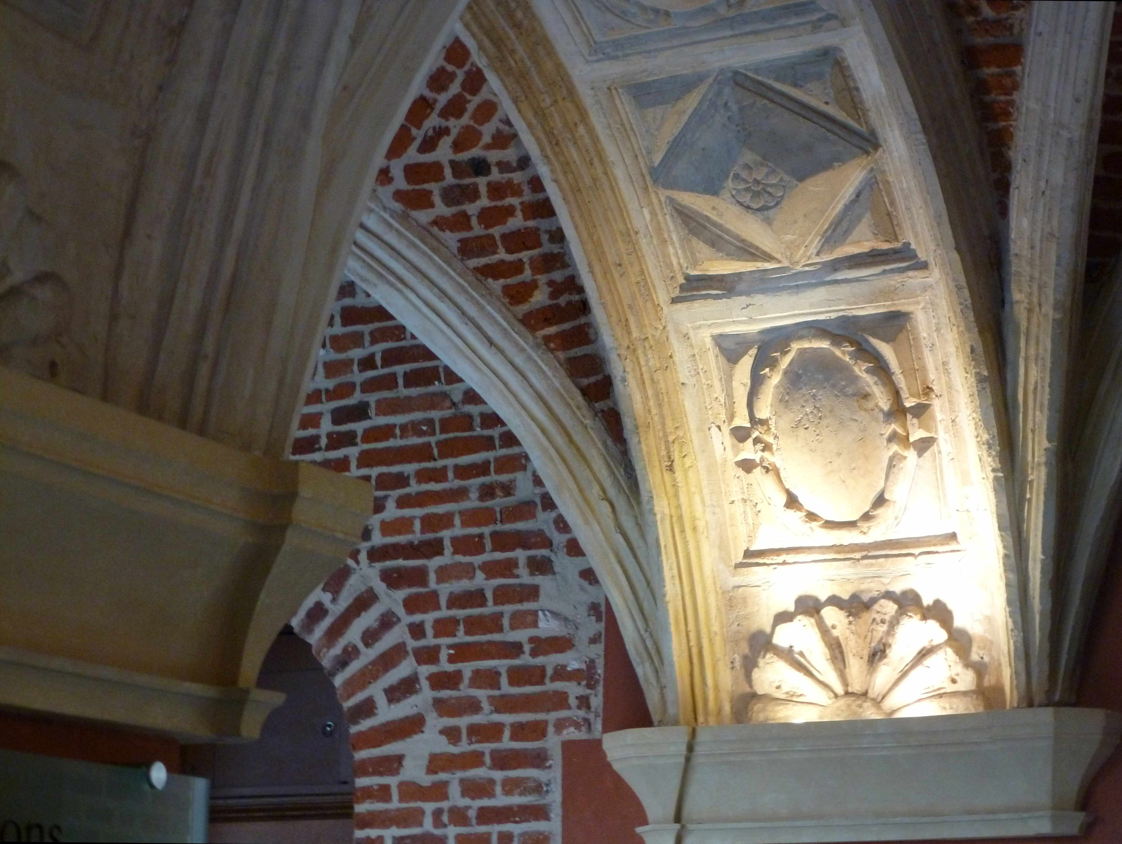 Lille Couvent minimes cloitre XVIIe architecture Flandre