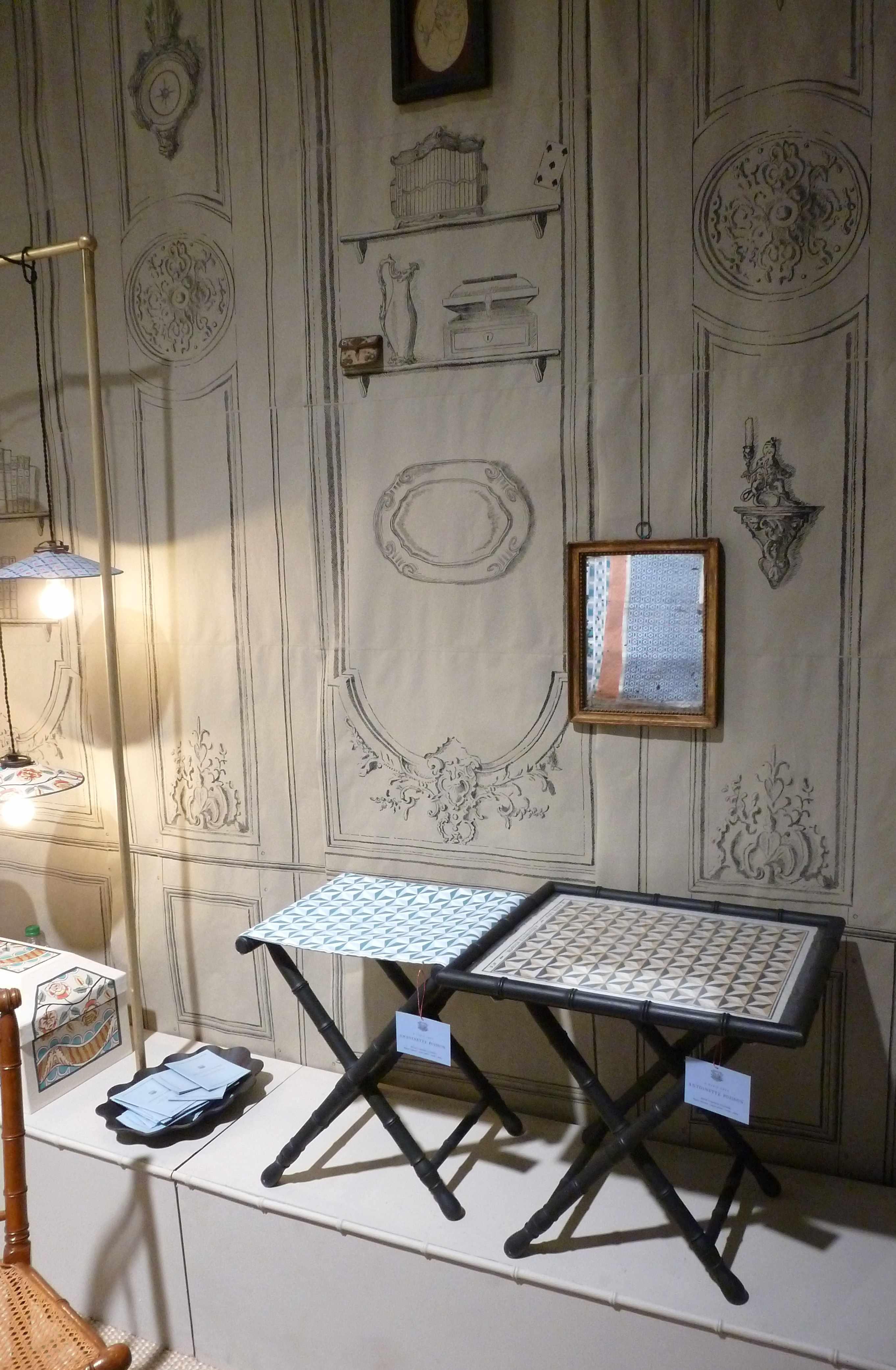 trompe l 39 il. Black Bedroom Furniture Sets. Home Design Ideas