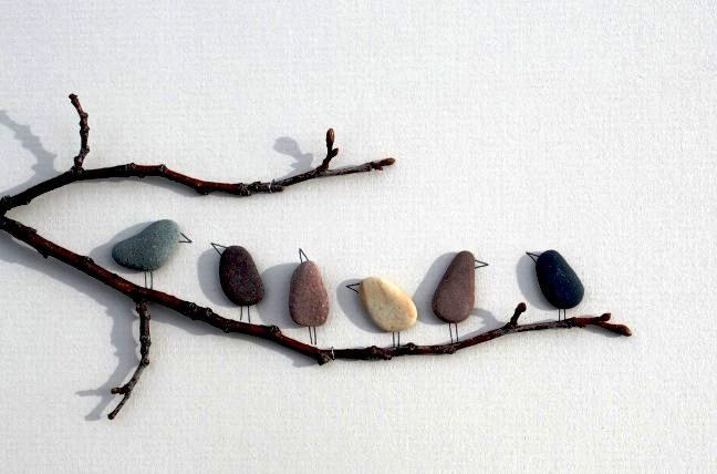 103-idees-de-Joline-tableau-oiseaux-galets