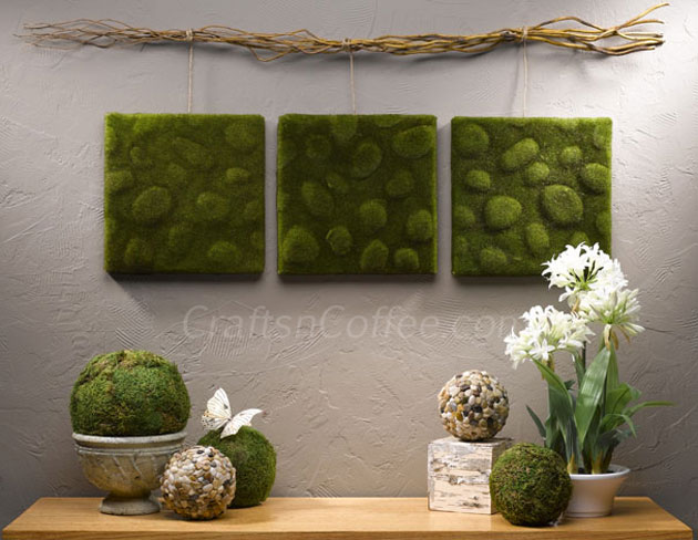 diy-moss-wall-art Crafts-n-coffee