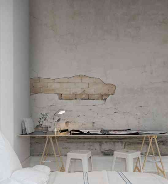 papier peint Frontage Rebel walls
